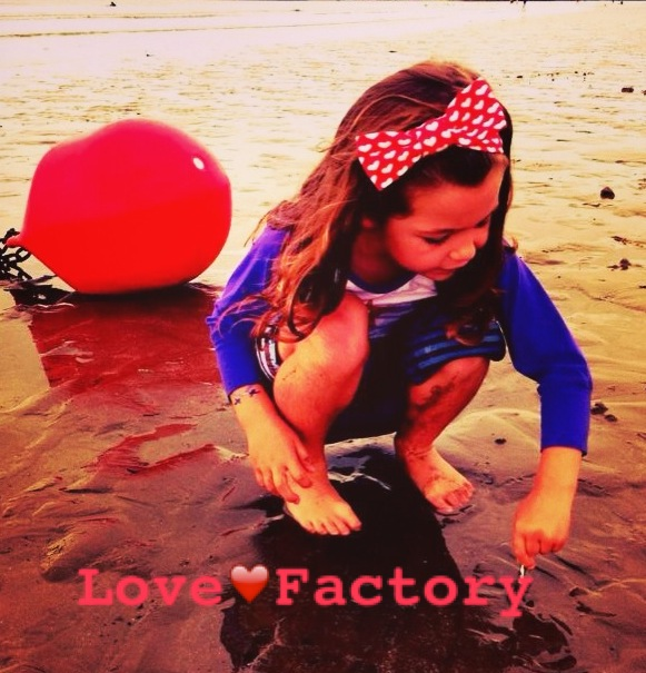 Love Factory Banner