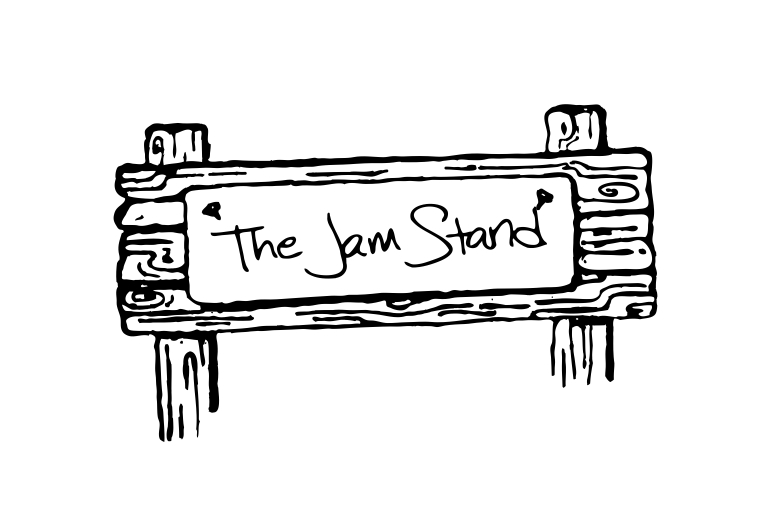 jam stand-logo-vector