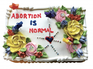 FREE TALK: Shout Your Abortion: safe, legal, and absolutely shameless.