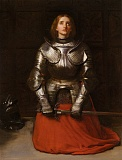 John Everett Millais Joan of Arc