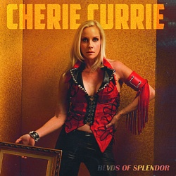 cherie-currie-album-cover-blvds-of-splendor-by-Robert-Sebree
