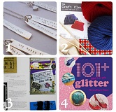 Sneak a Peek at the Latest Raffle Prizes From the BUST London Craftacular This Weekend!